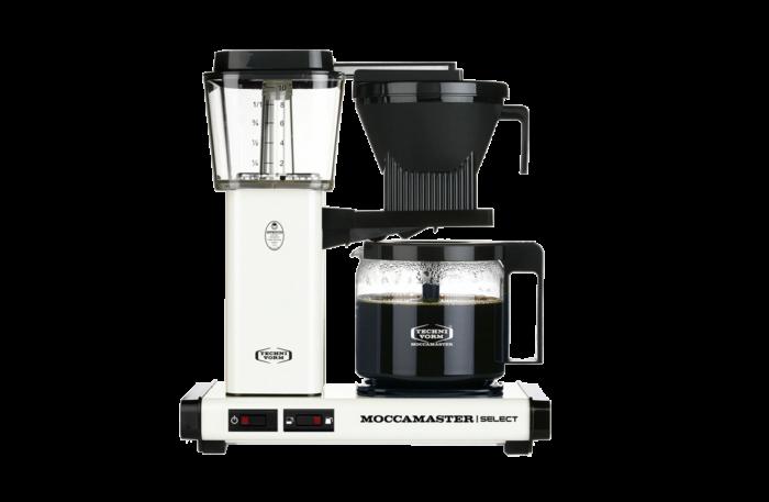 Moccamaster KBG Select (Kaffeemaschine mit Glaskanne)