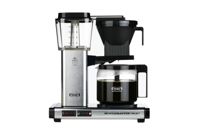 Moccamaster KBGT (Kaffeemaschine mit Thermoskanne)